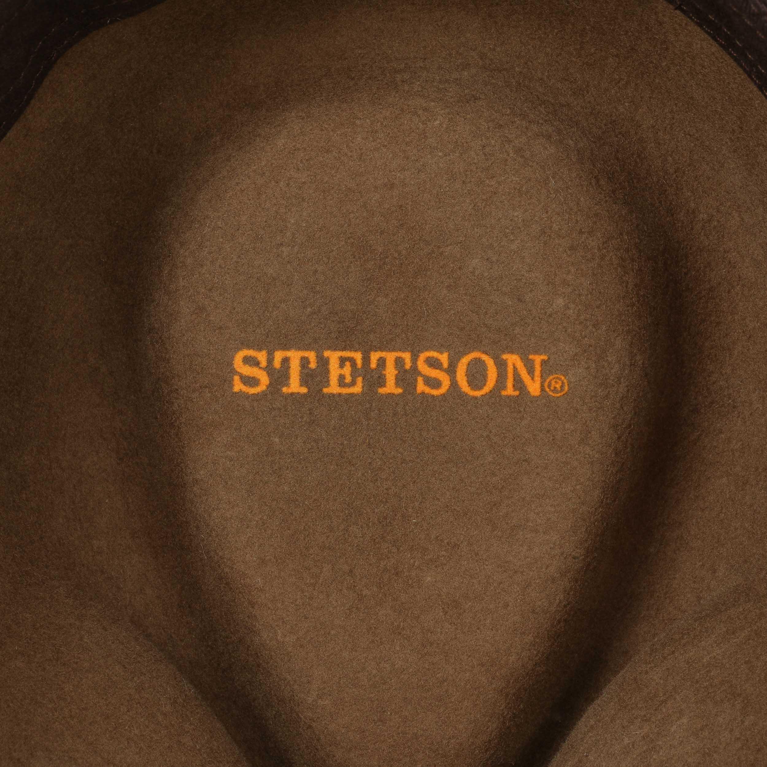 ... Powland Cowboy Cappello by Stetson - marrone 4 ... 53dbfce04375
