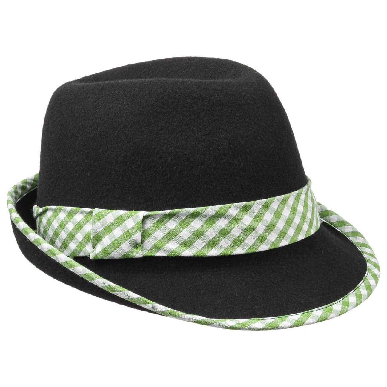 in vendita all'ingrosso vendita calda tessuti pregiati Quadri Cappello Tirolese da Uomo