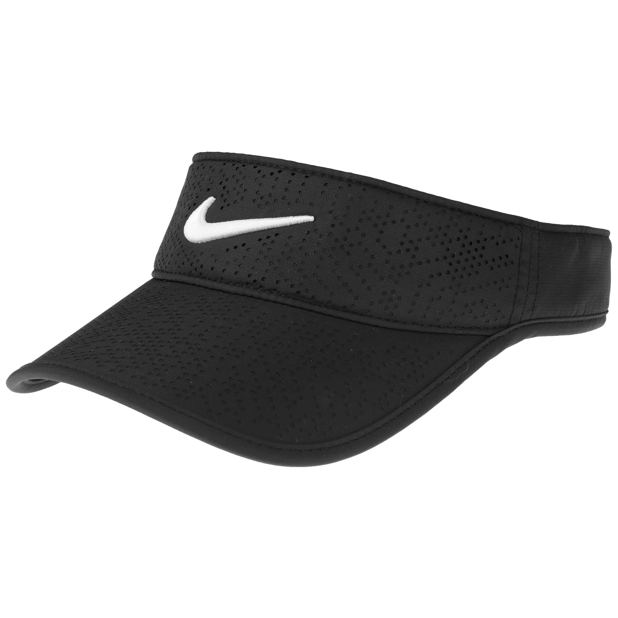 ... Tech Dri-Fit Visor Visiera by Nike - nero 6 ... 6fe70af0154b
