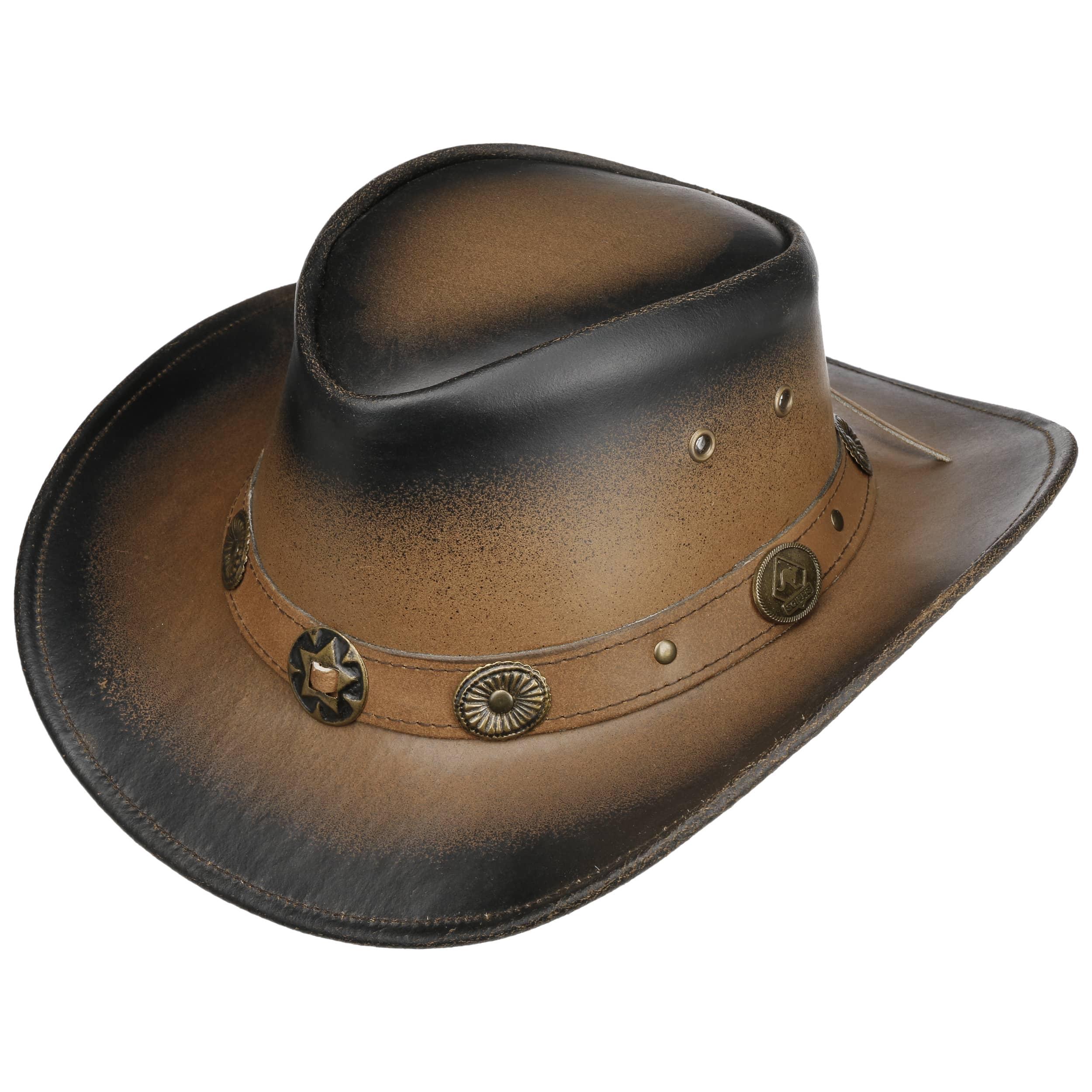 Tombstone Cappello in Pelle - marrone 1 ... 09f470a73fb0
