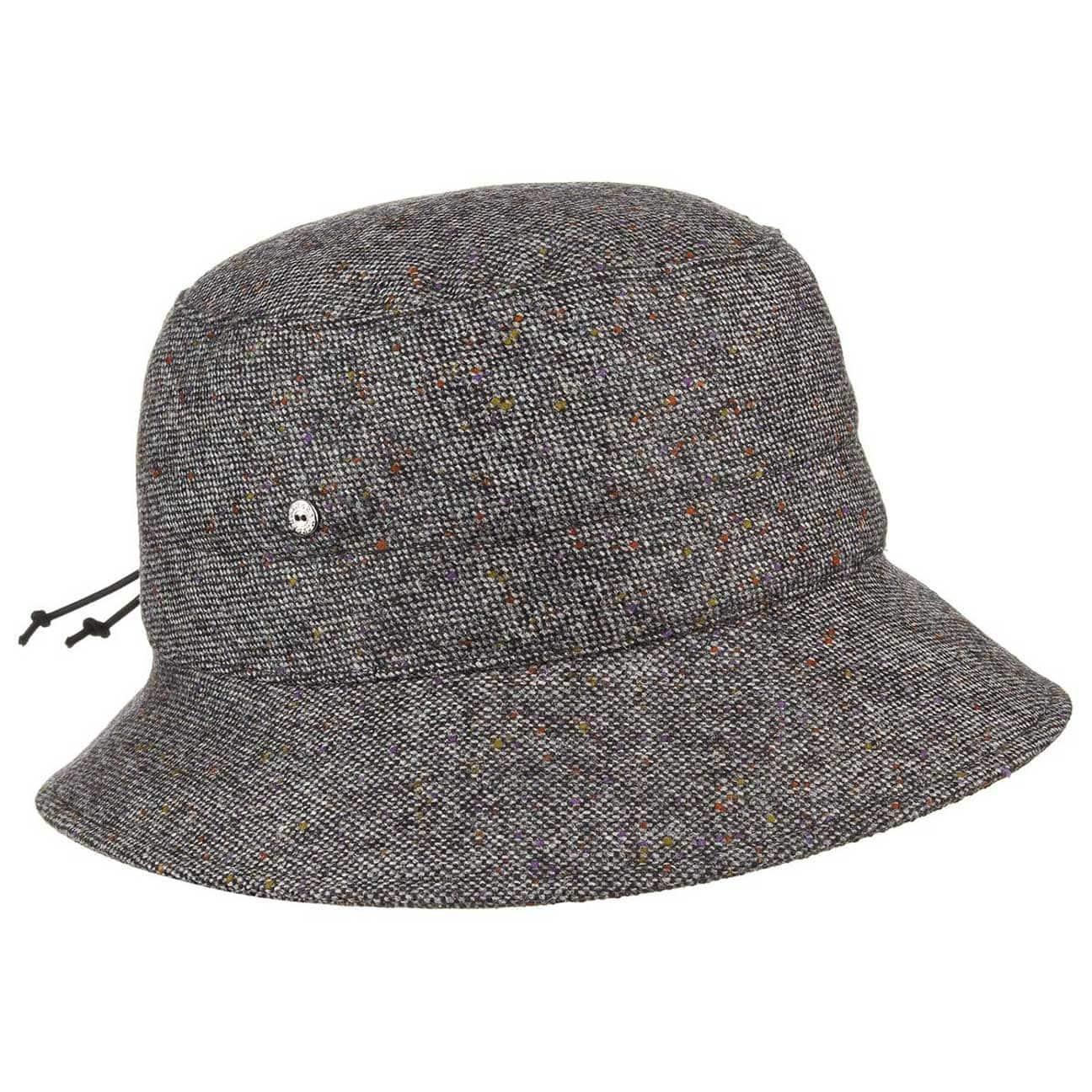 ... Tweed Cappello da Donna by Mayser - antracite 1 1a605c8c76ee